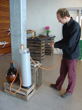 Matthijs Vogels, recycling concept SPROUT