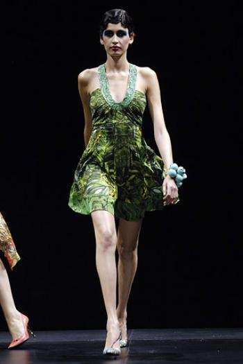 Basso & Brooke permaculture collection Spring - Summer 2007 Ready to Wear