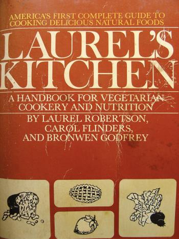 laurel's kitchen front cover