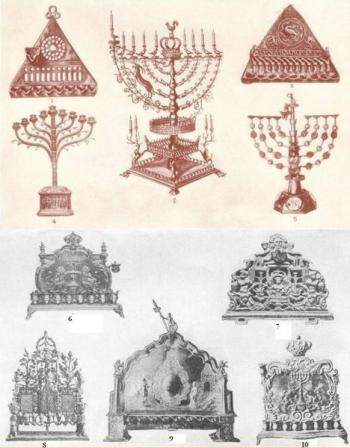 Taken from the 1901-1906 Jewish Encyclopedia, now in the public domain
